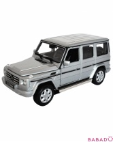 Модель машины Mercedes-Benz G-Class 1:24 Welly (Велли)
