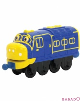 Паровозик Брюстер Die Cast Чаггингтон (Chuggington)