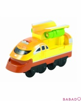 Паровозик Чаггер со светом и звуком Чаггингтон (Chuggington)