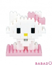 Конструктор Charmmy Kitty Hello Kitty Nanoblock