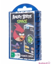 Игра с карточками Angry Birds Космос Tactic Games