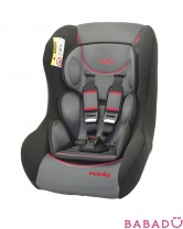Автокресло Trio SP Comfort FST graphic red Nania (Нания)