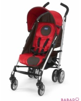 Коляска Lite Way Top Stroller Red Passion Chicco (Чико)