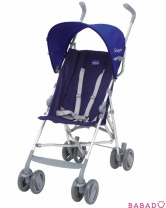 Коляска  Chicco (Чико) Snappy Stroller Blue Wave