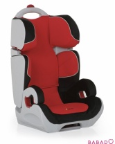 Автокресло Bodyguard 2/3 Black/Red Hauck (Хаук)