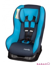 Автокресло Basic Comfort Ocean I Tech Blue Nania (Нания)