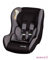 Автокресло Trio SP Comfort Black Dark Grey Nania (Нания)