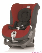 Автокресло First Class Plus 2013 Chili Pepper Trendline Britax (Бритакс)