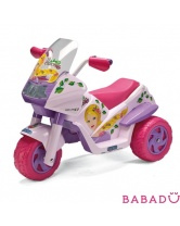 Электромобиль - Трицикл Raider Princess Peg Perego (Пег Перего)