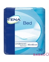 Пеленки Tena Bed Normal (Тена) 60*60 (30шт.)